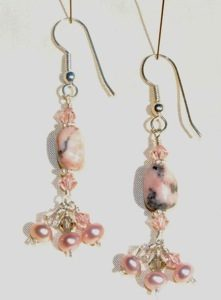 pink-jasper-and-pearl-dangles
