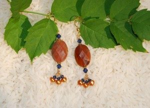 pumpkin-jasper-earrings